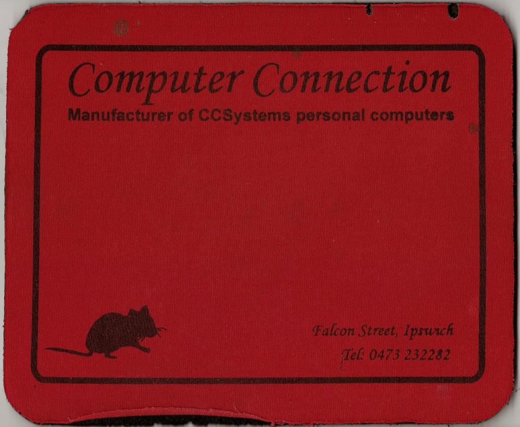 Computer Connection Mousemat
