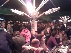 Dove St Inn Beer Festival