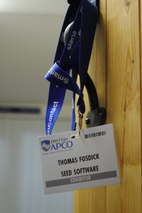 Tom at BAPCO 2014