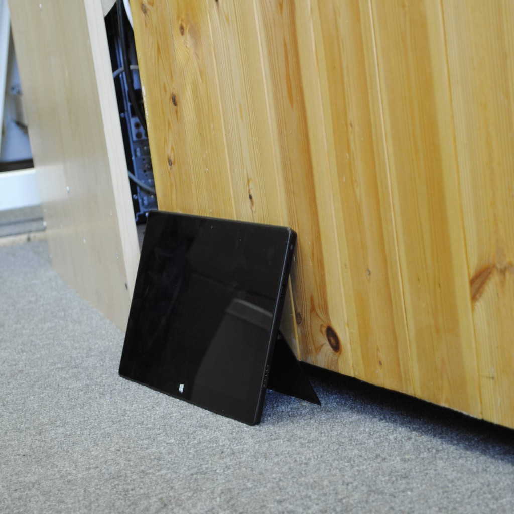 Surface RT: Not Even a Good Doorstop